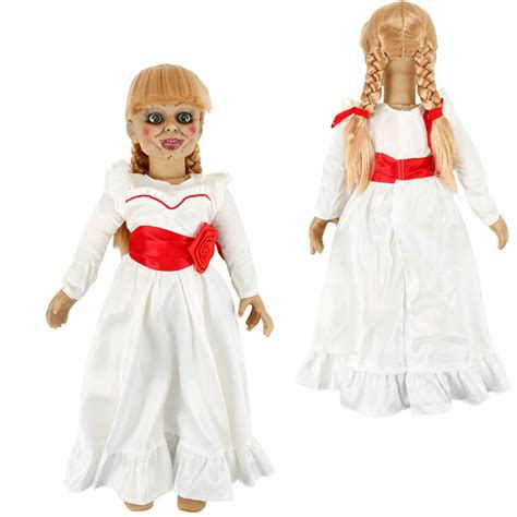 annabell walking doll annabelle prop replica doll