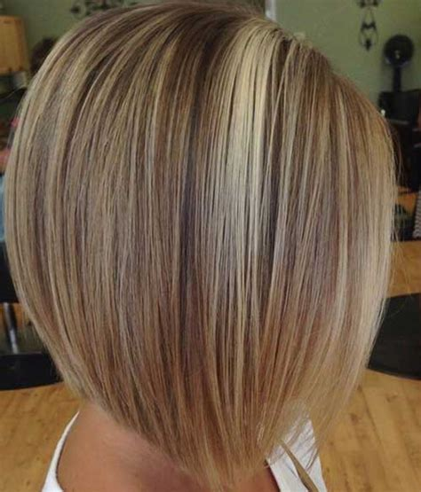 inverted bobs for fine hair 30 easy short hairstyles for women short hairstyles 2016