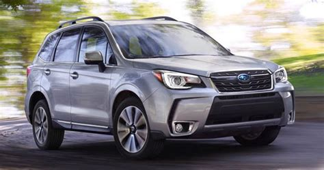 2017 subaru forester premium 2017 subaru forester 2 5i premium review a little old a