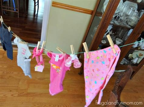 Essential Baby Shower Gifts by Baby Shower Gift Idea With Essentials In A Laundry Basket