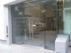 Plate Glass Door Ap Doors Plate Glass Doors Armour Plate Glass A To Z Glazing
