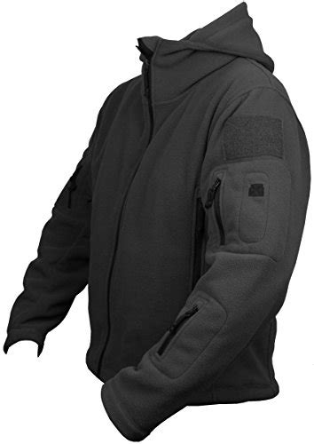 Jaket Regelan Fleece Hoodie tactical herren cap us und army recon
