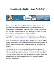 Abuse Causes And Effects Essay by Research Paper For Addiction Essay Writer News