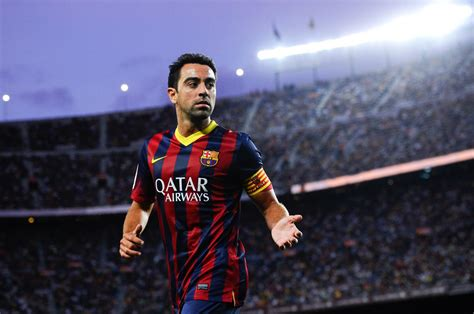 barcelona xavi xavi could leave bar 231 a and go to qatar this summer we