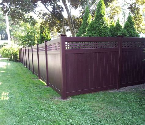 vinyl fence colors fence colors related keywords fence colors