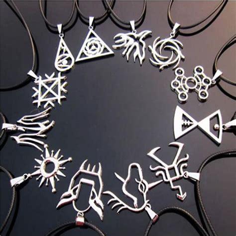 Exo Symbol Necklace exo symbols necklaces i want every one of those