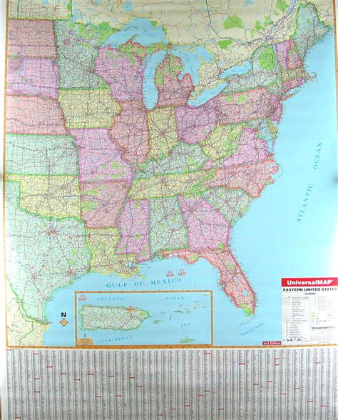us map of the eastern states map east usa map usa east coast