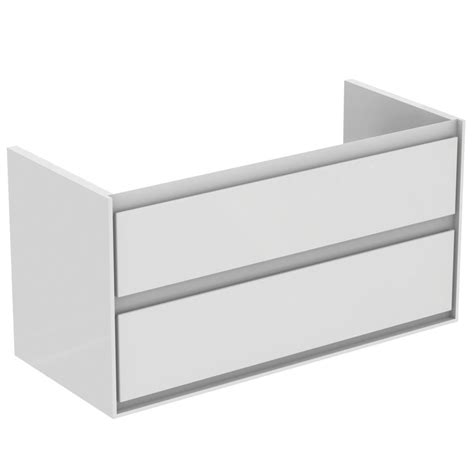 Wall Hung Drawers by Product Details E0821 100cm Wall Hung Vanity Unit 2