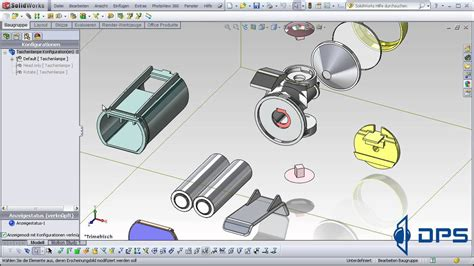 solidworks tutorial on youtube solidworks tutorial explosionsansichten youtube