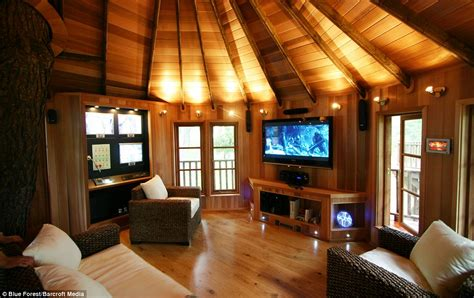 design the inside of a house game now that s a real millionaire play pad the luxury tree houses that sell for 163 250 000