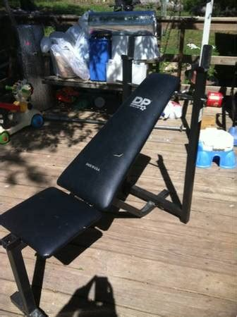 dp fit for life weight bench dp weight bench espotted