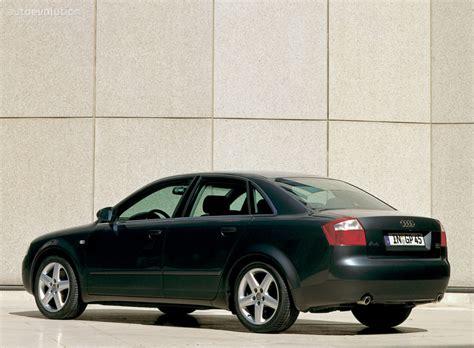 Audi A4 2002 Dimensions by Audi A4 Specs 2001 2002 2003 2004 Autoevolution