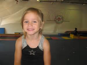Brooklyn s first day of gymnasti
