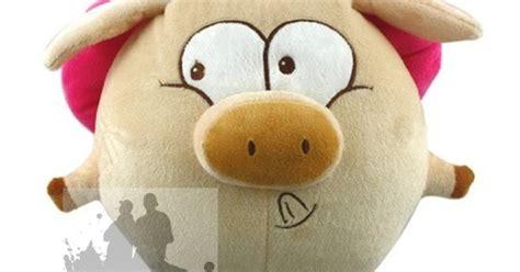 Boneka Pikachu Slowking Boneka Kucing Boneka Doraemon Panda Bantal Mob jual boneka on boneka babi pita