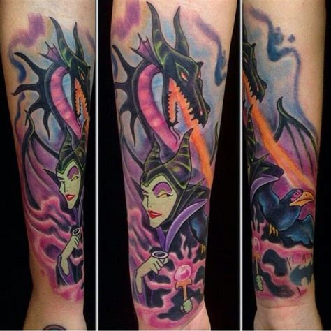 maleficent tattoo the 25 best maleficent ideas on