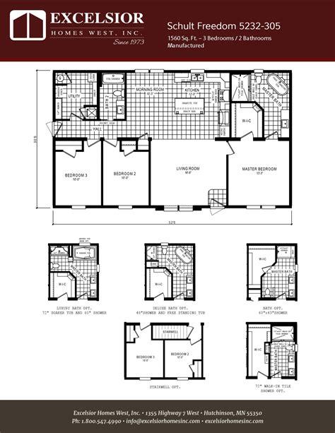 schult timberland 6028 508 excelsior homes west inc schult homes floor plans 28 images schult hearthside