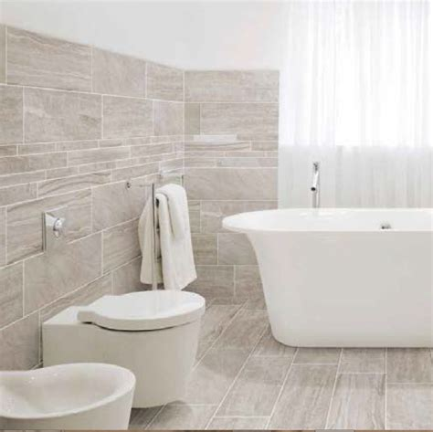 Travertine Tile Ideas Bathrooms by Porcelain Tile With Mixed Look Of Wood Stone And Concrete From Marmomix The Toa Blog About