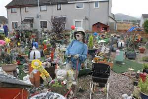 room for more he s pensioner robert s garden filled with more than 1 000