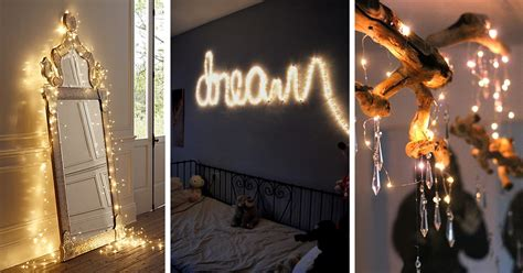 decorating with string lights 33 best string lights decorating ideas and designs for 2016