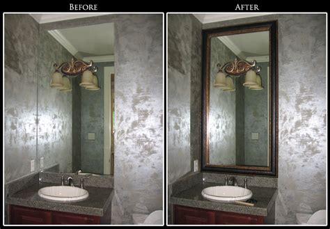 tile framed bathroom mirror framed oval bathroom mirrors bathroom mirror frame frame