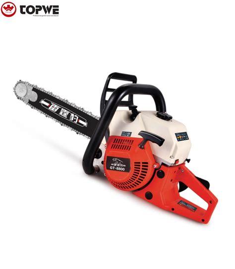 Professional Cn8800 Chain Saw 88cc Gasoline Chainsaw For