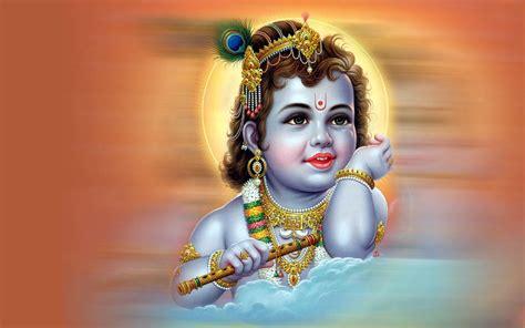 wallpaper 3d krishna little krishna junglekey in image