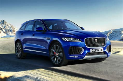 all new jaguar the all new jaguar f pace monthlymale