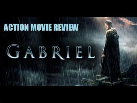film action rating tertinggi gabriel 2007 andy whitfield action movie review youtube