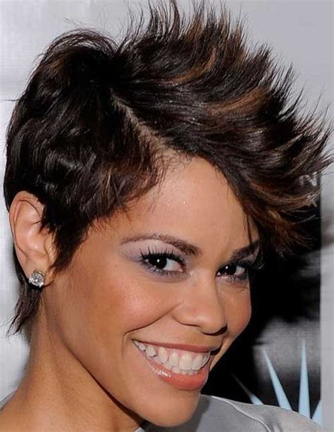 mohawk hair long in the front mohawk short hairstyles for black women short hairstyles