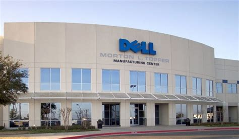 Dell Corporate Office by Dell Inc Parmer Cus Manufacturing