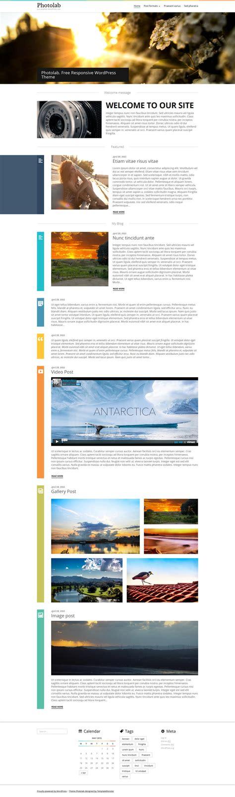 template wordpress toko online free photolab free wordpress theme free templates online