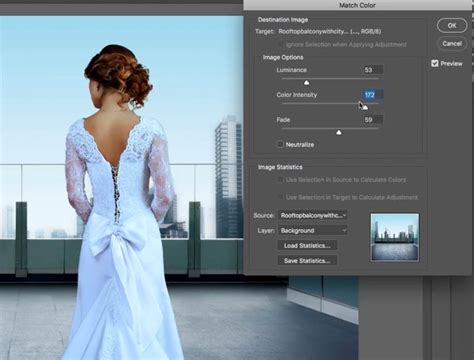 photoshop match color how to make the colors match between different photos in
