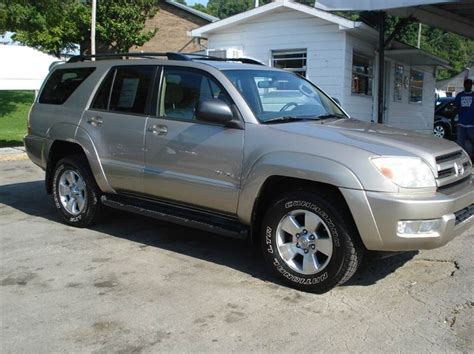 2004 Toyota 4runner Sr5 4wd 2004 Toyota 4runner Sr5 4wd 4dr Suv In Knoxville Tn