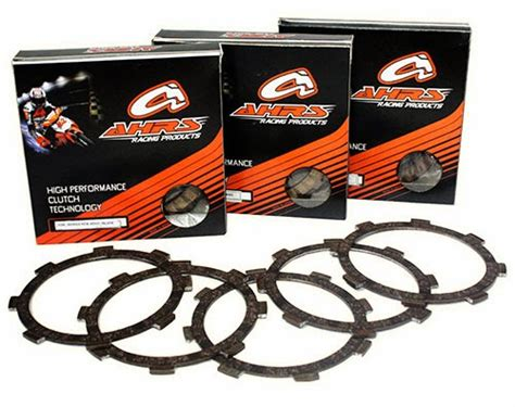 Kas Kopling Racing Blade ceramic clutch lining ahrs motor cycle