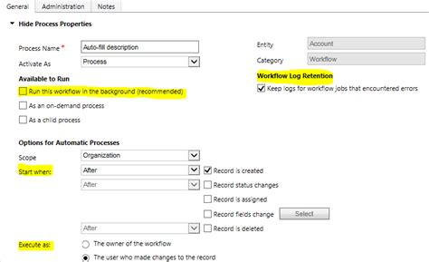 crm workflow real time synchronous workflows in dynamics crm 2013