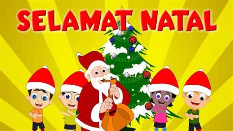selamat hari natal     merry christmas  bahasa indonesia lagu natal lagu anak