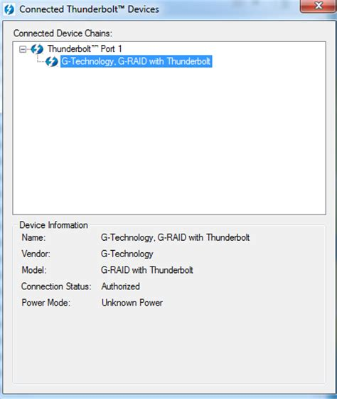 Mba Does Not Recognize Thunderbolt by Thunderbolt Drive Not Recognized By Windows 7 Z87 Expert