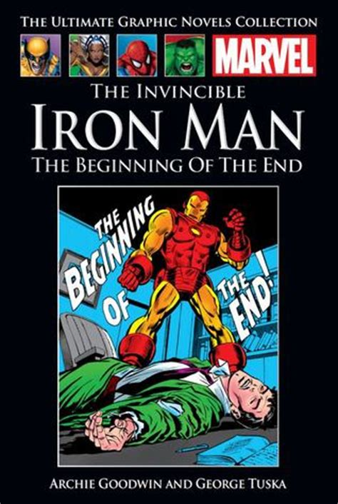 The Beginning Graphic Novel Ebooke Book marvel comic collection shelf