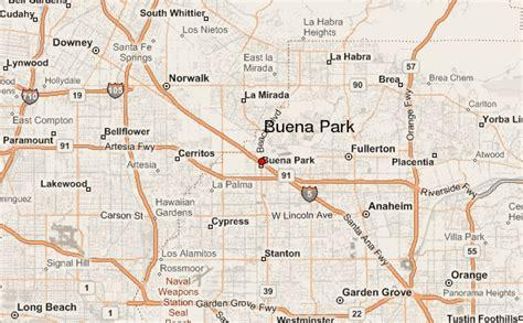 buena park california map gu 237 a urbano de buena park