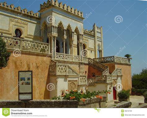 The Moorish Villa Sticchi In | the moorish villa sticchi in salento stock photo image