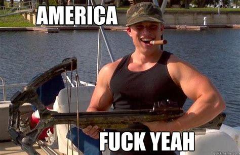 America Fuck Yeah Meme - america we ll kill you in your sleep on christmas