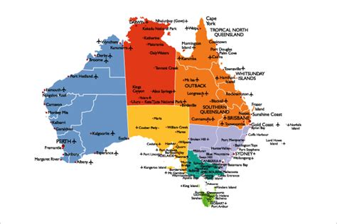 australian us map outline map of australia with states