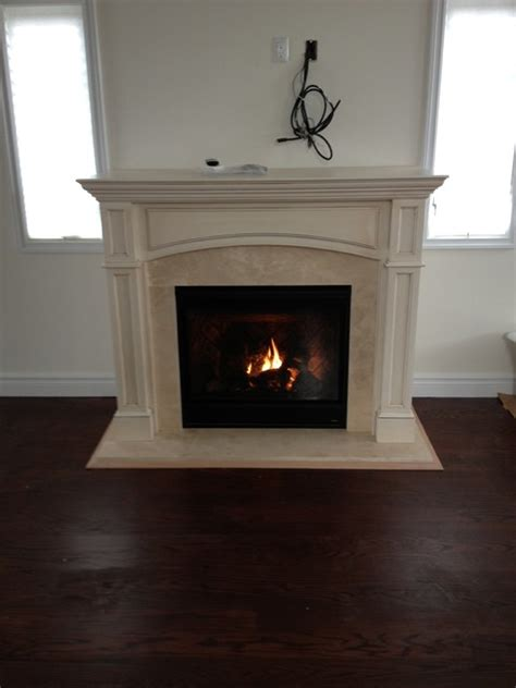 Traditional Gas Fireplace by Direct Vent Gas Fireplaces Traditional Traditional