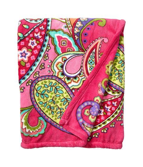 Vera Bradley Crib Bedding Vera Bradley Throw Blanket Pink Swirls Zappos Free Shipping Both Ways