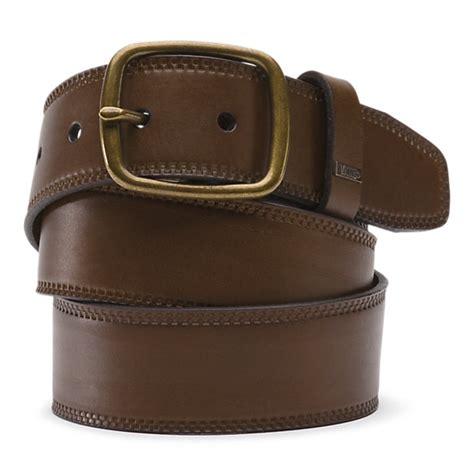 federal leather belt shop mens belts at vans