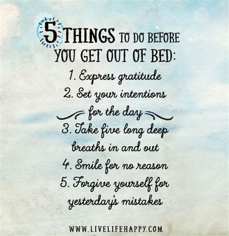 things to do in bed 5 things to do before you get out of bed pictures photos and images for facebook