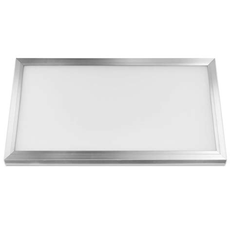 feit electric led flat panel light fixture costco 2000 lumen 4000k 1ft x 2ft led flat panel ceiling fixture