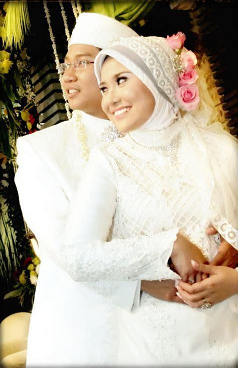 gambar gambar kebaya pengantin inspirasi model kebaya pengantin muslimah cantik modern