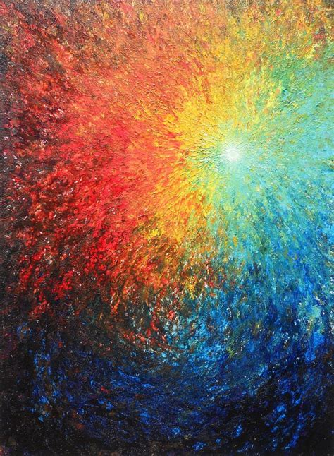 textured acrylic painting on canvas wave by cnc acrylics deviantart on deviantart