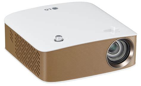 Proyektor Lg Minibeam lg s ph450u ph150g battery powered minibeam projectors